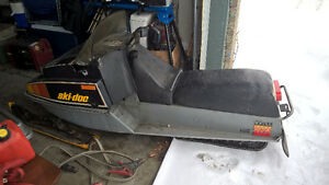 Great sled for fishing or for the kids