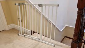 Baby stair gate 84cm - 89cm