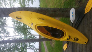 Riot Boogie Whitewater and Surf Kayak