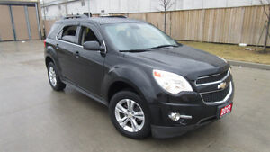 2012 Chevrolet Equinox, DVD, Automatic,Lowkm, 3/Ywarranty avail.