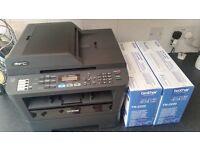 All in one Wireless Laser Printer,Scanner,Fax & Duplex