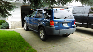 2007 ford escape XLT V6 4 wheel drive  $5900