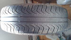 2-Pirelli all season tires.195/65R15. $60. call 819-230-9767