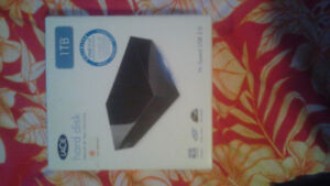 1 TB Lacie Hard drive - comes with 2 year manufacture warranty