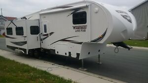 Fifth Wheel Winnebago