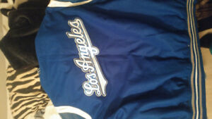 LA DODGERS JACKET WORN 3 TIMES AWESOME CONDITION