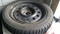 NORD FROST 5 WINTER TIRES 205/55R16