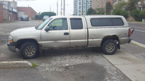 2001 Chevrolet Silverado 1500 LS RUNS AND DRIVE GREAT Pickup
