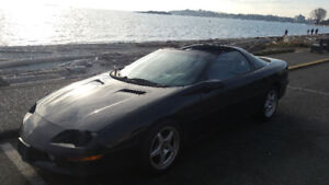 1997 Chevrolet Camaro Coupe (2 door)