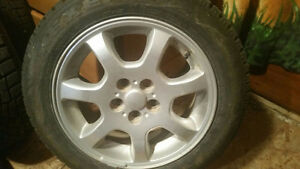 2005 Dodge Neon tires and rims