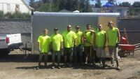 Wine Country Concrete - Call us