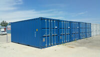 South Winnipeg Storage Containers and Outdoor Storage!