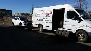 TIRES AND AUTOMOTIVE SERVICES! WE COME TO YOU! MOBILE SERVICES!