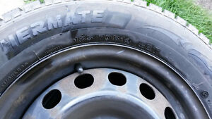 Winter Tires For Sale-$450 OBO-Excellent Condition Kitchener / Waterloo Kitchener Area image 5