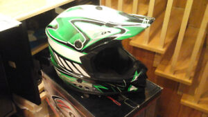 Casque full face large