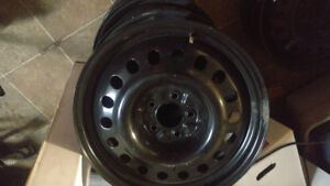 """A set of 17"""" Rims like New used on 2012 Ford Edge"""