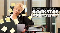 Are you looking for an Administrative Assistant?