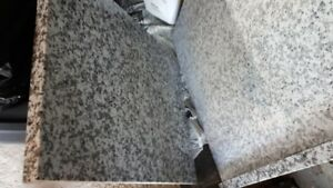 Granite Counter top slab cuts