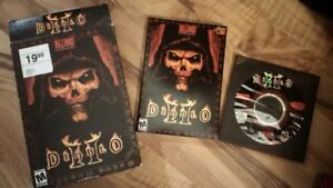 Diablo II and Call of duty world at War
