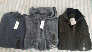 Banana Republic Mens sweaters(NEW with TAG)