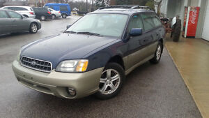 2004 Subaru Outback **NEW ENGINE** Limited Wagon All Wheel Drive