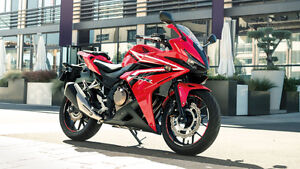 Looking for a CBR500R