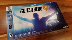 Jeu Guitar Hero NEUF, jamais déballé!