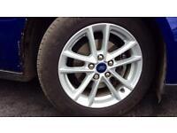 2015 Ford Focus 1.5 TDCi 120 Zetec 5dr Manual Diesel Hatchback