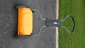 Fiskars Reel Lawn Mower for sale