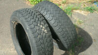 MAGNA GRIP USED WINTER TIRES