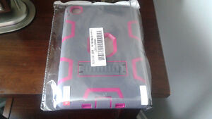 New IPad (mini, mini2) cover with stand , protection glass