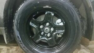 TOYO Observe G3 ICE Tires and Rims