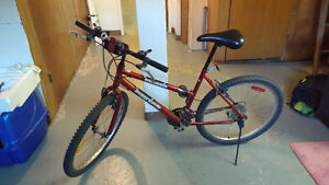 Moving sale: 18-speed bike