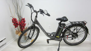 Vélo électrique Velec A2  modèles 2017. (A été utilisé 5 fois)