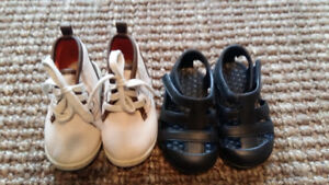 Lot of toddler boys shoes size 6