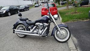 Yamaha Road Star 1600cc! Unique à voir!