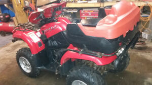 2005 yamaha grizzly 660,bonne condition
