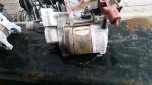 Chrysler Pacifica starter motor