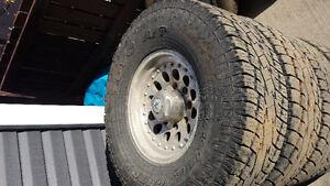 Dodge 2500/3500 8 bolt wheels