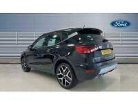 2021 SEAT Arona 1.0 TSI 110 FR Sport [EZ] 5dr DSG Petrol Hatchback Auto Hatchbac