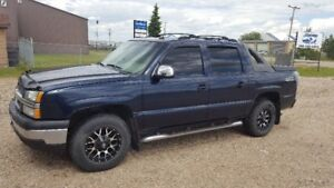 2005 Chevy Avalanche 1500
