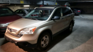 HONDA CRV 2007-Navigation-Camera-Excellente condition