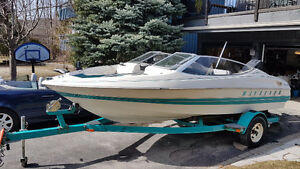Bayliner Capri  Open Bow Special Edition 120 HP