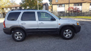 2003 Mazda Tribute SUV, Crossover or Best Offer