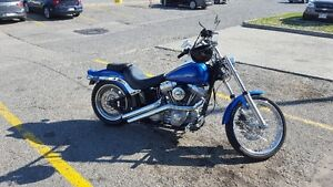 2007 Harley Softail FXST *** (Payment Option or Cash) ***
