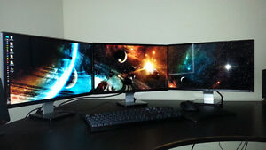 DELL P2012H monitor, excellent condition West Island Greater Montréal image 2