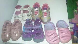 Size 4-5 Girls Footwear