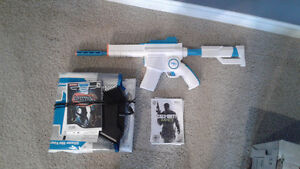 Nintendo Wii Dance game and pad + Call Of Duty MW3 and Gun