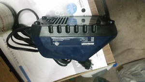 MASTERCRAFT  Battery Charger 14,4v