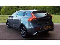 2015 Volvo V40 D3 (4 Cyl 150) R DESIGN Lux Na Automatic Diesel Hatchback